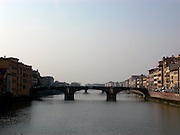Bridges in Florence, Italy