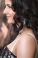 Indian actress Katrina Kaif arriving at the International Indian Film Academy Awards (IIFA) ceremony at the Hallam Arena in Sheffield for the annual IIFA awards. The awards were known as the 'Bollywood Oscars' and ran from 7-10th June. They were watched by an estimated global television audience 500 million people.