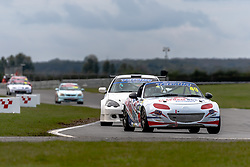 Stacey/Marshall-Birks pictured while competing in the 750 Motor Club's Club Enduro Championship. Picture taken at Snetterton on October 18, 2020 by 750 Motor Club photographer Jonathan Elsey