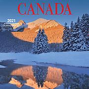 PRODUCT: Calendar<br /> TITLE: 2021 Canada<br /> CLIENT: Wyman Publsihing