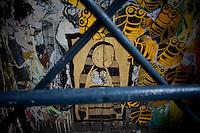 SoHo street art world. For Seth Kugel's Weekend in New York column.
