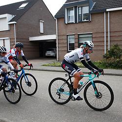 18-04-2021: Wielrennen: Amstel Gold Race women: Berg en Terblijt: Georgia Williams