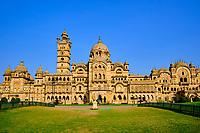 Inde, Etat de Gujarat, Baroda ou Vadodara, Lakshmi Vilas Palace, palais de style anglo-indien, construit par le Maharadja Sayajirao Gaekwad III en 1890<br /> // India, Gujarat, Baroda or Vadodara, Lakshmi Vilas Palace built in 1890 by Maharajah Sayajirao Gaekwad