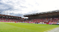 Fotball , 21. august 2016 , EIiteserien ,Tippeligaen , <br /> Brann - Rosenborg<br /> illustrasjon , fan , fans , Brann stadion , tilskuere , publikum , tribune