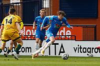 Nathan Shaw.  Stockport County FC 1-1 Hartlepool United FC. Vanarama National League. Edgeley Park. 27.3.21