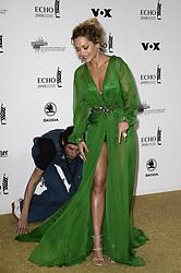 April 12, 2018 - Berlin, Germany - Rita Ora.Echo Pop Verleihung, Berlin, Germany - 11 Apr 2018.Credit: MichaelTimm/face to face (Credit Image: © face to face via ZUMA Press)