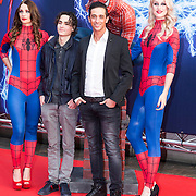 NLD/Amsterdam/20140422 - Premiere The Amazing Spiderman 2, Yes-r