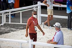 Nicholson Andrew, NZL<br /> Olympic Games Tokyo 2021<br /> © Hippo Foto - Dirk Caremans<br /> 30/07/2021