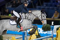 De Pelsmaeker Julie, BEL, Contendra<br /> U25 Grand Prix Azelhof <br /> Vlaanderens Kerstjumping Memorial Eric Wauters<br /> © Dirk Caremans<br /> 27/12/2016