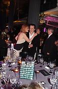 David Cameron. The Black and White Winter Ball. Old Billingsgate. London. 8 February 2006. -DO NOT ARCHIVE-© Copyright Photograph by Dafydd Jones 66 Stockwell Park Rd. London SW9 0DA Tel 020 7733 0108 www.dafjones.com