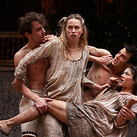 Midsummer Night's Dream at The Globe 29th May 2013