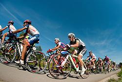 POLANC Jan of KK Radenska during 2nd Stage (177,4 km) at 19th Tour de Slovenie 2012, on June 15, 2012, in Metlika, Slovenia. (Photo by Urban Urbanc / Sportida.com)