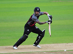 Peter Trego of Somerset in action.  - Mandatory by-line: Alex Davidson/JMP - 02/08/2016 - CRICKET - The Ageas Bowl - Southampton, United Kingdom - Hampshire v Somerset - Royal London One Day
