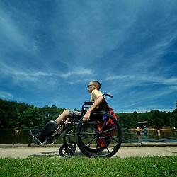 Disabilities camp in Arkansas