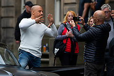 Fast and Furious Filming - 12 Sep 2019