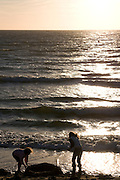 North sea coast, Zeeland
