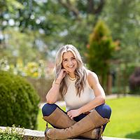 27/05/21Leeds , UK Helen Skelton at home