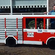 Henk Schram 40 jaar Balamundi en vrijwillige brandweer