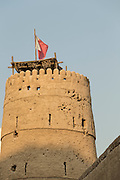 Dubai Old Fort and Museum, United Arab Emirates