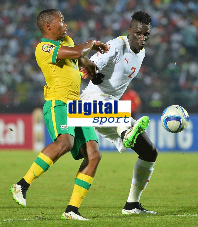 Ludovic Lamine Sane (SEN) vs Sibusiso Vilakazi (AFS)