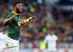 Siya Kolisi (captain) of South Africa - Mandatory by-line: Steve Haag/JMP - 23/06/2018 - RUGBY - DHL Newlands Stadium - Cape Town, South Africa - South Africa v England 3rd Test Match, South Africa Tour