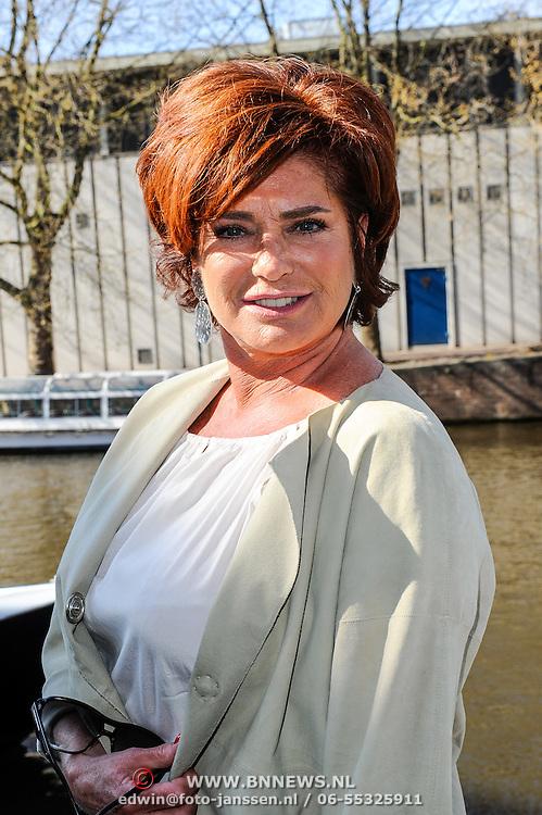 NLD/Amsterdam/20150420 - Presentatie L'Homo 2015, Yvonne Brandsteder - Baggen