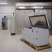 The special freezers that will house the vaccines produced by Pfizer will be produced by Desmon, a company based in Irpinia (Campania, Southern Italy), and will be able to store the vaccine up to a temperature of -86 degrees centigrade. The company, which is part of the US group The Middleby Corp, is in the advanced stage of production: the freezers will be able to accommodate up to five thousand doses of vaccine and are intended not only for pharmaceutical companies, but also for hospitals, health companies, institutes of research and pharmacies. The project stems from a comparison, already initiated during the early stages of vaccine testing, with international scientific laboratories working on studies on Sars-Cov-2. The special freezers that will lodge the vaccines produced by Pfizer will be produced by Desmon, a company based in Irpinia (Campania, Southern Italy), and will be able to store the doses down to a temperature of -86 degrees centigrade. The company, which is part of the US group The Middleby Corp, is in the advanced stage of production: the freezers will be able to accommodate up to five thousand doses of vaccine and are intended not only for pharmaceutical companies, but also for hospitals, health companies, institutes of research and pharmacies. The project was born from a comparison, already started during the first phases of vaccine testing, with international scientific laboratories working on studies on Sars-Cov-2.