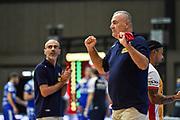 Jasmin Repesa<br /> Carpegna Prosciutto VL Pesaro - Banco di Sardegna Dinamo Sassari<br /> LBA Legabasket Supercoppa Gir.D 2020/2021<br /> Olbia, 05/09/2020<br /> Foto L.Canu / Ciamillo-Castoria