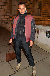 NENEH CHERRY at Skate at Somerset House in association with Fortnum & Mason held on 10th November 2014.