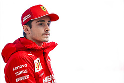 February 21, 2019 - Barcelona Barcelona, Espagne Spain - LECLERC Charles (mco), Scuderia Ferrari SF90, portrait during Formula 1 winter tests from February 18 to 21, 2019 at Barcelona, Spain - Photo  Motorsports: FIA Formula One World Championship 2019, Test in Barcelona, (Credit Image: © Hoch Zwei via ZUMA Wire)