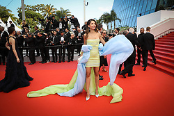 Patricia Contreras attends the screening of Oh Mercy! (Roubaix, une Lumiere) during the 72nd annual Cannes Film Festival on May 22, 2019 in Cannes, France. Photo by Shootpix/ABACAPRESS.COM