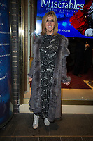 Kate Garraway at the Les Miserables Gala Press Night at the Sondheim Theatre in London's West End.