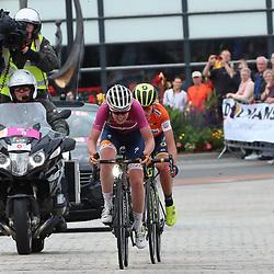 02-09-2017: Wielrennen: Boels Ladies Tour: Vaals