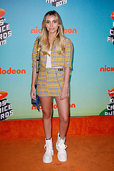 March 23, 2019 - Los Angeles, CA, USA - LOS ANGELES, CA - MARCH 23: Lexi Hensler attends Nickelodeon's 2019 Kids' Choice Awards at Galen Center on March 23, 2019 in Los Angeles, California. Photo: CraSH for imageSPACE (Credit Image: © Imagespace via ZUMA Wire)