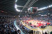 DESCRIZIONE : Pesaro Lega A1 2007-08 Scavolini Spar Pesaro Benetton Treviso <br /> GIOCATORE : Palazzetto Arena Bpa Palas <br /> SQUADRA : Scavolini Spar Pesaro <br /> EVENTO : Campionato Lega A1 2007-2008 <br /> GARA : Scavolini Spar Pesaro Benetton Treviso <br /> DATA : 07/10/2007 <br /> CATEGORIA : <br /> SPORT : Pallacanestro <br /> AUTORE : Agenzia Ciamillo-Castoria