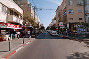 Sheinkin Street, Tel Aviv, is the trendiest street in the city, and the best place to experience the lives of typical Tel-Avivians. Sheinkin Street is especially known by the colorful quaint people strolling around, and by its unique shops, cafe' life and youthful ambiance.
