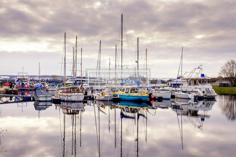 The Marina in the Caledonian Canal basin at Inverness, Scotlnad<br /> <br /> (c) Andrew Wilson   Edinburgh Elite media