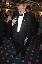 CHRISTOPHER BIGGINS at the Boodles Big Bash in support of The Outward Bound Trust held at The Hilton, Park Lane, London on 22nd February 2007.<br />