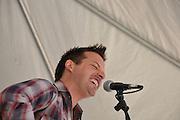 Jaese Lecuyer concert at 2011 Tucson Folk Festival.