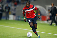FOOTBALL - UEFA CHAMPIONS LEAGUE 2011/2012 - GROUP STAGE - GROUP B - LILLE OSC v CSKA MOSCOW - 14/09/2011 - PHOTO CHRISTOPHE ELISE / DPPI - MOUSSA SOW (LOSC)