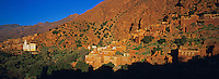 Maroc, Anti Atlas, Tafraoute, Village de Emintizght // Morocco, Anti Atlas, Tafraoute, Emintizght village