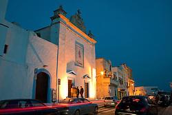 Chiesa confraternale di S.Maria degli Angeli, Gallipoli (LE)