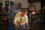 Intracoastal Iron Artist Ben Kastner