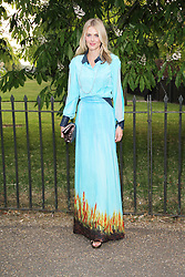 © London News Pictures. 26/06/2013. London, UK. Donna Air at  The Serpentine Gallery summer party, Kensington Gardens London UK, 26 June 2013, Photo credit: Richard Goldschmidt/LNP