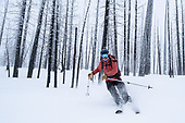 Diamond Peaks Ski Patrol Duty Day
