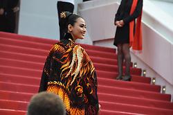 May 22, 2019 - Cannes, France - 72eme Festival International du Film de Cannes. Montée des marches du film ''Roubaix, une lumiere (Oh Mercy!)''. 72th International Cannes Film Festival. Red Carpet for ''Roubaix, une lumiere (Oh Merci!)'' movie.....239728 2019-05-22  Cannes France.. Guest (Credit Image: © L.Urman/Starface via ZUMA Press)
