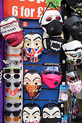 As Britain enters a period of deep recession, with some shops closing either temporarily or permanently as the economic downturn caused by the Covid-19 pandemic cuts hard, shoppers wearing face masks continue to come to the West End to Oxford Street where face coverings are also on sale on 13th August 2020 in London, United Kingdom. The Office for National Statistics / ONS has announced that gross domestic product / GDP, the widest gauge of economic health, fell by 20.4% in the second quarter of the year, compared with the previous quarter. This is the biggest decline since records began. The result is that Britain has officially entered recession, as the UK economy shrank more than any other major economy during the coronavirus outbreak.