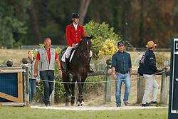 Hazebroek Mathias, BEL, Jurre<br /> European Championship Children, Juniors, Young Riders - Fontainebleau 1028<br /> © Hippo Foto - Dirk Caremans<br /> Hazebroek Mathias, BEL, Jurre