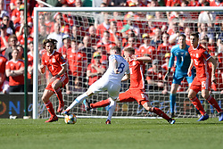 March 24, 2019 - Cardiff, United Kingdom - Ondrej Duda during the UEFA European Championship Group E Qualifying match between Wales and Slovakia at the Cardiff City Stadium, Cardiff on Sunday 24th March 2019. (Credit Image: © Mi News/NurPhoto via ZUMA Press)