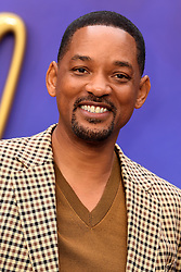 Will Smith attending the Aladdin European Premiere held at the ODEON Luxe Leicester Square, London